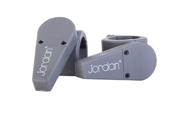 Collar Olímpico Jordan Fitness JLSBCC con Abrazadera