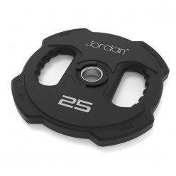 Disco Olímpico Jordan Fitness JT-IRPV2-01 Ignite Premium 25kg