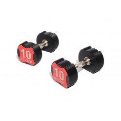 Mancuernas Uretano Jordan Fitness JT-IUD-01 Ignite 2,5kg Par