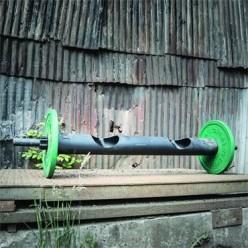 Barra Power Log Jordan Fitness JLPL 25kg