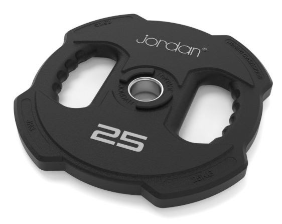 Set de discos Olímpicos Jordan Fitness JT-IRPV2-P3 Ignite Premium 300kg