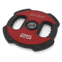 Set de Discos Olímpicos Jordan Fitness Ignite Uretano 1000kg