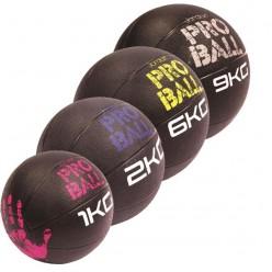 Set de Balónes Medicinales Jordan Fitness JTMEDH-P4 18 Unidades