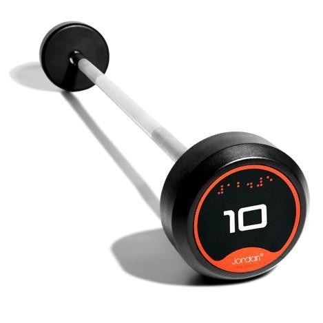 Barra con Peso Jordan Fitness JTRBARSN2-10 10kg