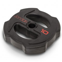 Disco Jordan Fitness JTSPR-01 Ignite de Goma 10kg