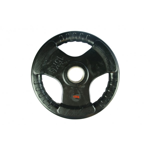 Disco Olímpico 50mm con Agarre Json Fitness 15kg