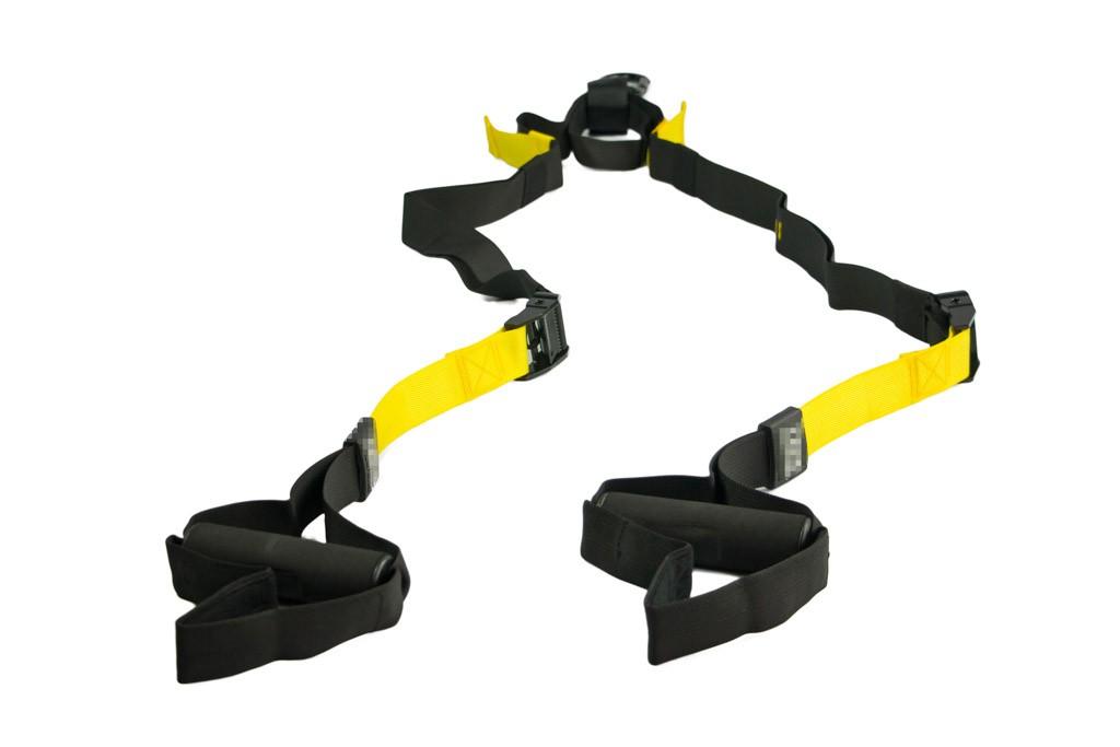 Kit Entrenamiento en Suspensión Json Fitness P3