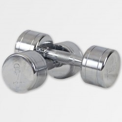 Mancuernas de Cromo Kul Fitness 1080-08 8kg Par