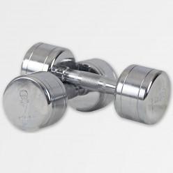 Mancuernas de Cromo Kul Fitness 1080-09 9kg Par