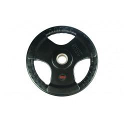 Disco Olímpico 50mm con Agarre Json Fitness 25kg