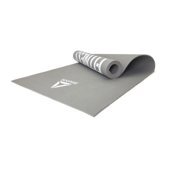 Colchoneta Fitness Reebok RAMT-11024GRL Gris