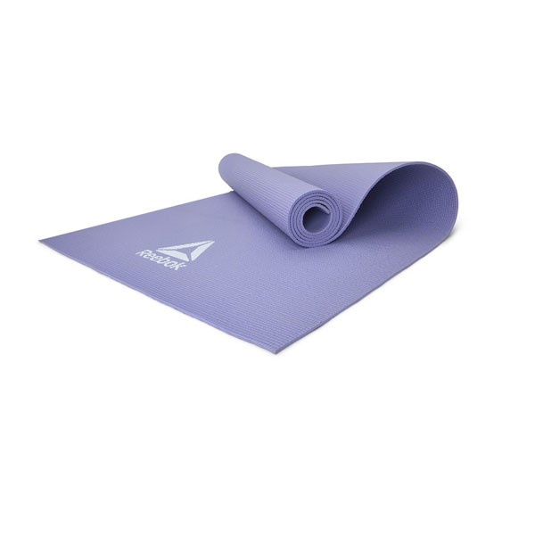Colchoneta Yoga Reebok RAYG-11022PL Púrpura 4mm