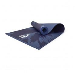 Colchoneta Yoga Reebok RAYG-11022BR Azul Oscuro 4mm