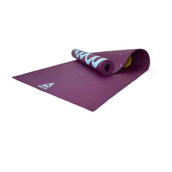 Colchoneta Yoga Reversible Reebok RAYG-11030HH Hello Hi