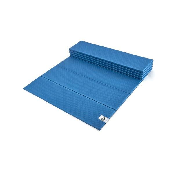 Esterilla Yoga Plegable Reebok RAYG-11050BL Azul 6 mm