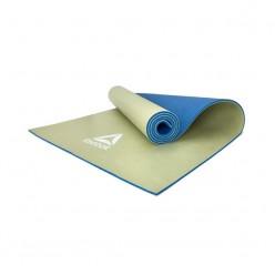 Colchoneta Yoga Reebok RAYG-11060BLGN Azul Verde 6mm
