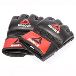 Guantes MMA Reebok RSCB-10310RDBK Cuero Talla S