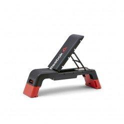 Plataforma Reebok Deck RSP-16170 Negro Rojo