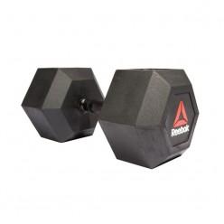 Mancuernas Hexagonales Reebok RSWT-11500 50kg
