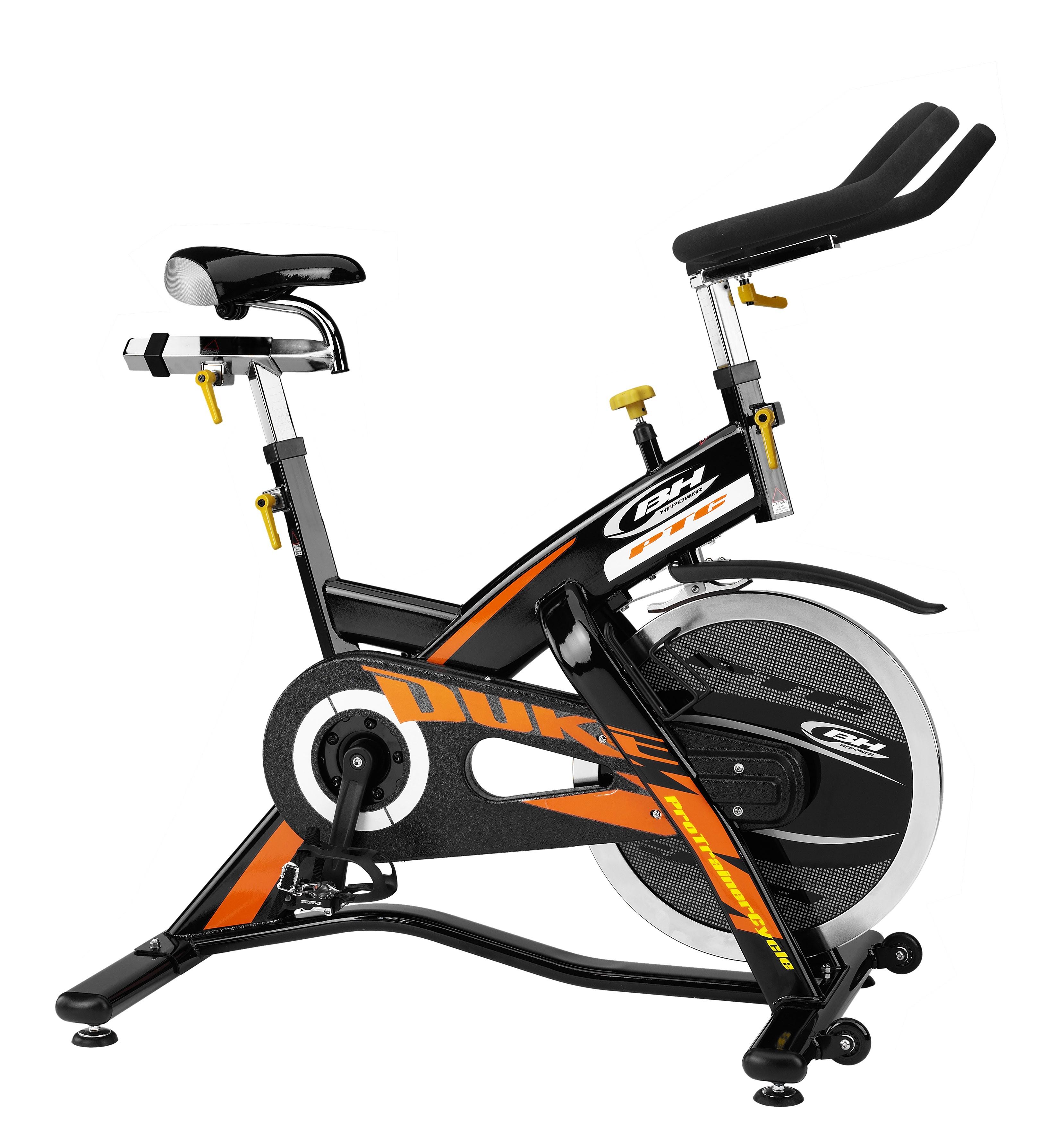 Bicicleta Profesional Ciclo Indoor BH Duke H920