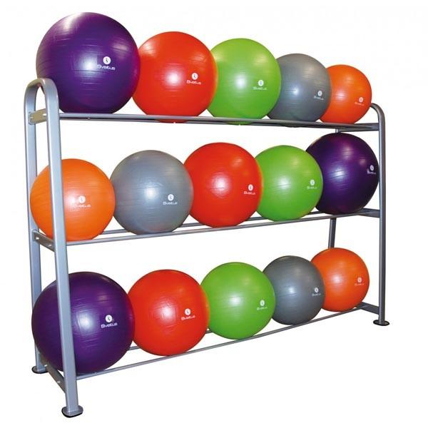 Rack para Gymballs Sveltus 5008 Horizontal