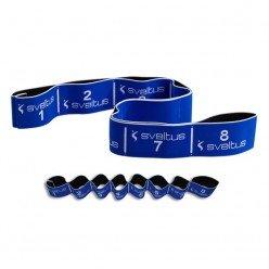 Banda Elástica Sveltus Elastiband 0171 20kg Azul