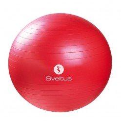 Gymball Sveltus 0330 65cm Rojo