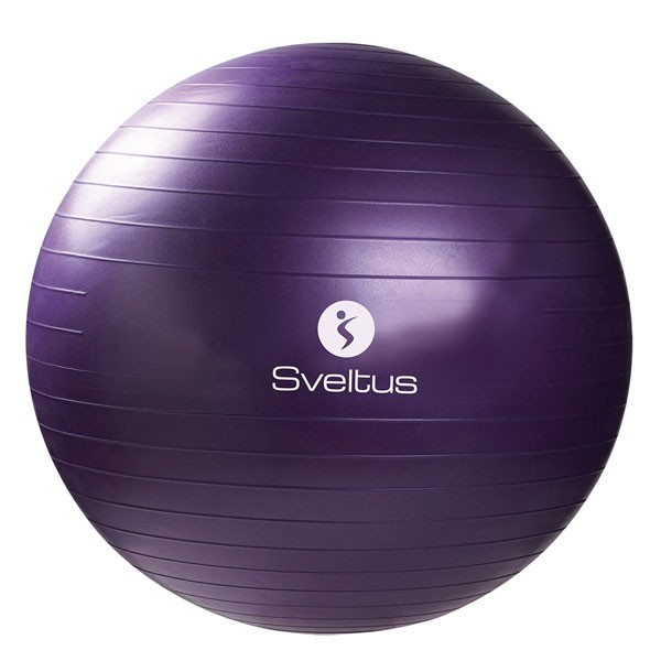 Gymball Sveltus 0345 75cm Púrpura