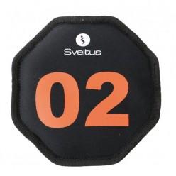 Pad de Entrenamiento Sveltus Training Pad 0522 2kg