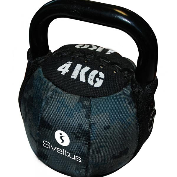 Kettlebell Sveltus 1101 Suave 4kg