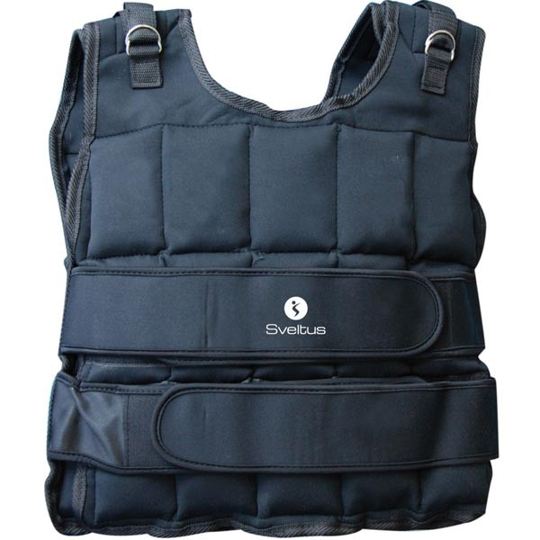 Chaleco Lastrado Sveltus Weighted Vest 1796 10kg