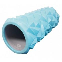 Rodillo Miosfacial Sveltus Foam Roller 2517 Celeste