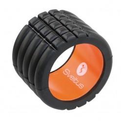 Mini Rodillo Miosfacial Sveltus Massage 2520 Negro