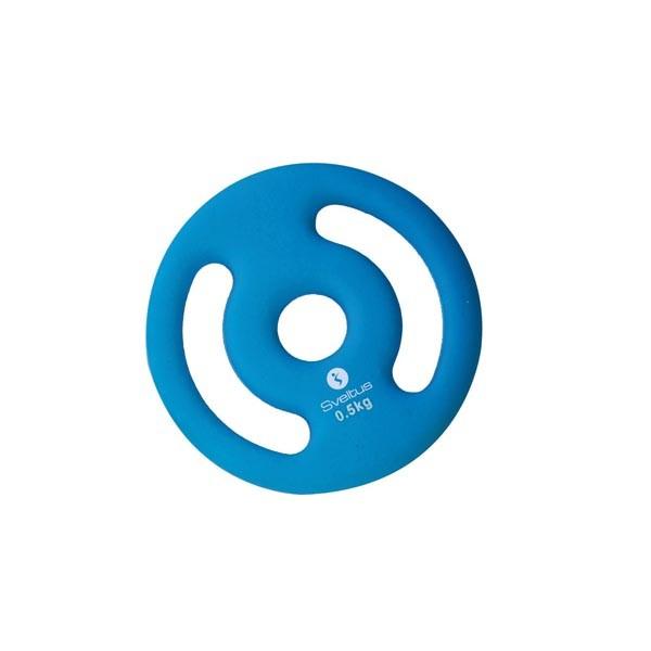 Discos con Asas Sveltus 3801 500g Azul claro