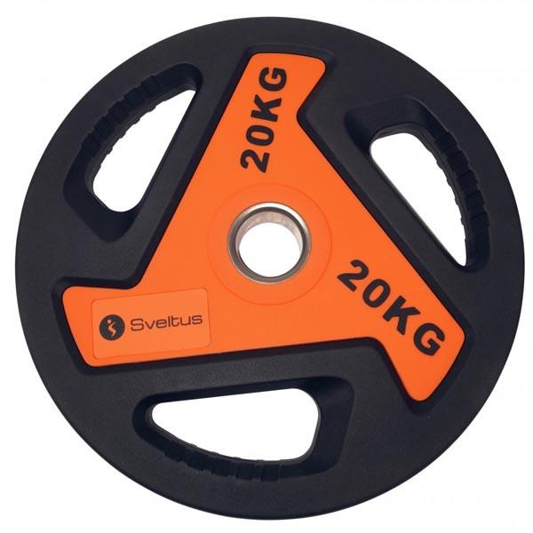Disco Olímpico Sveltus 3813 20kg