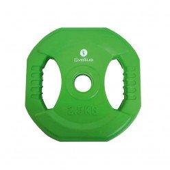 Discos Sveltus Pump Disc 3821 2,5kg Unidad