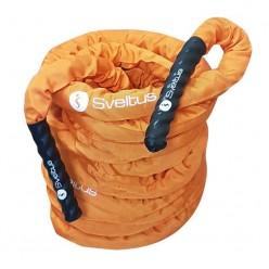 Cuerda de Batalla Premium Sveltus 4509 5cm Naranja