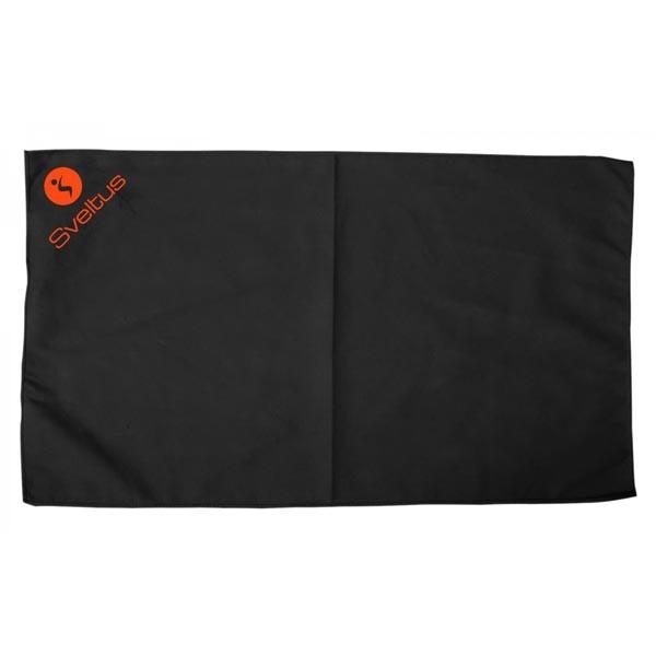 Toalla de Microfibra Sveltus 9506 80cm x 130cm Negro