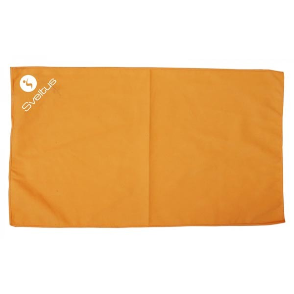 Toalla de Microfibra Sveltus 9505 80cm x 130cm Naranja