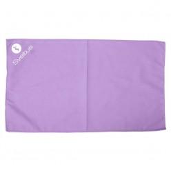 Toallas de Microfibra Sveltus 9500 30cm x 50cm Violeta
