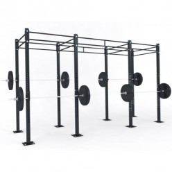 Estructura Funcional Kul Fitness E4000-R3