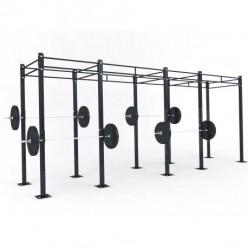 Estructura Funcional Kul Fitness E4000-R4