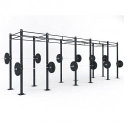 Estructura Funcional Kul Fitness E4000-R5