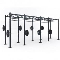 Estructura Funcional Kul Fitness E4000-RM4