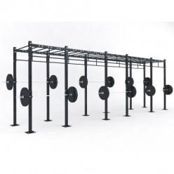 Estructura Funciona lKul Fitness E4000-RM5