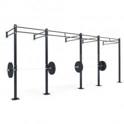 Estructura Funcional Kul Fitness E4000-W4