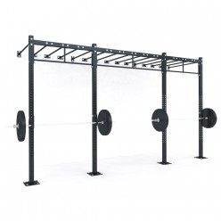 Estructura Funcional Kul Fitness E4000-WM3