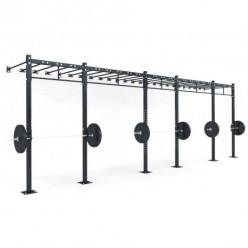 Estructura Funcional Kul Fitness E4000-WM4