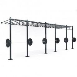 Estructura Funcional Kul Fitness E4000-WM5