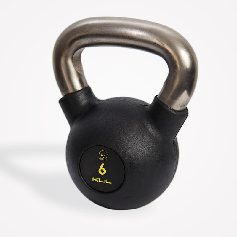 Kettlebell Kul Fitness 2002-24 24kg Goma